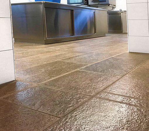 NonSlip Tiles Kitchen Floor
