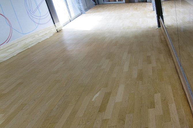 NonSlip Parquet Flooring