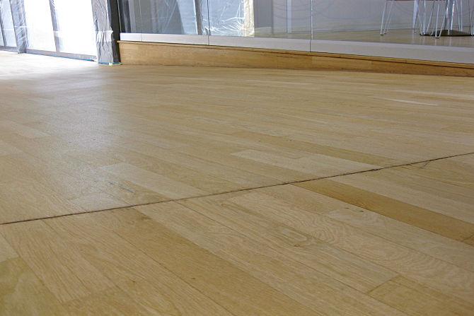 NonSlip Wood Flooring