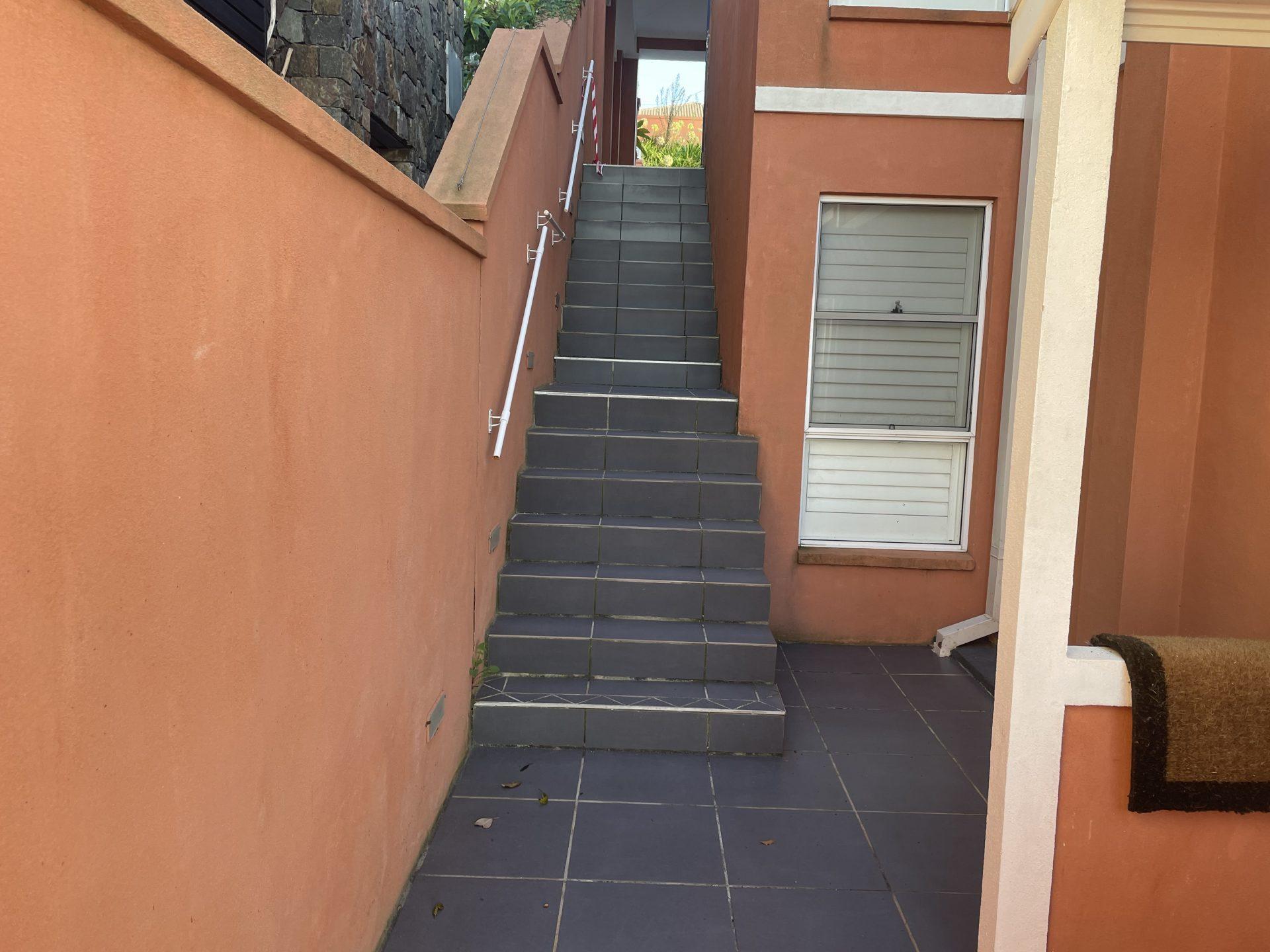 Non-Slip Staircase