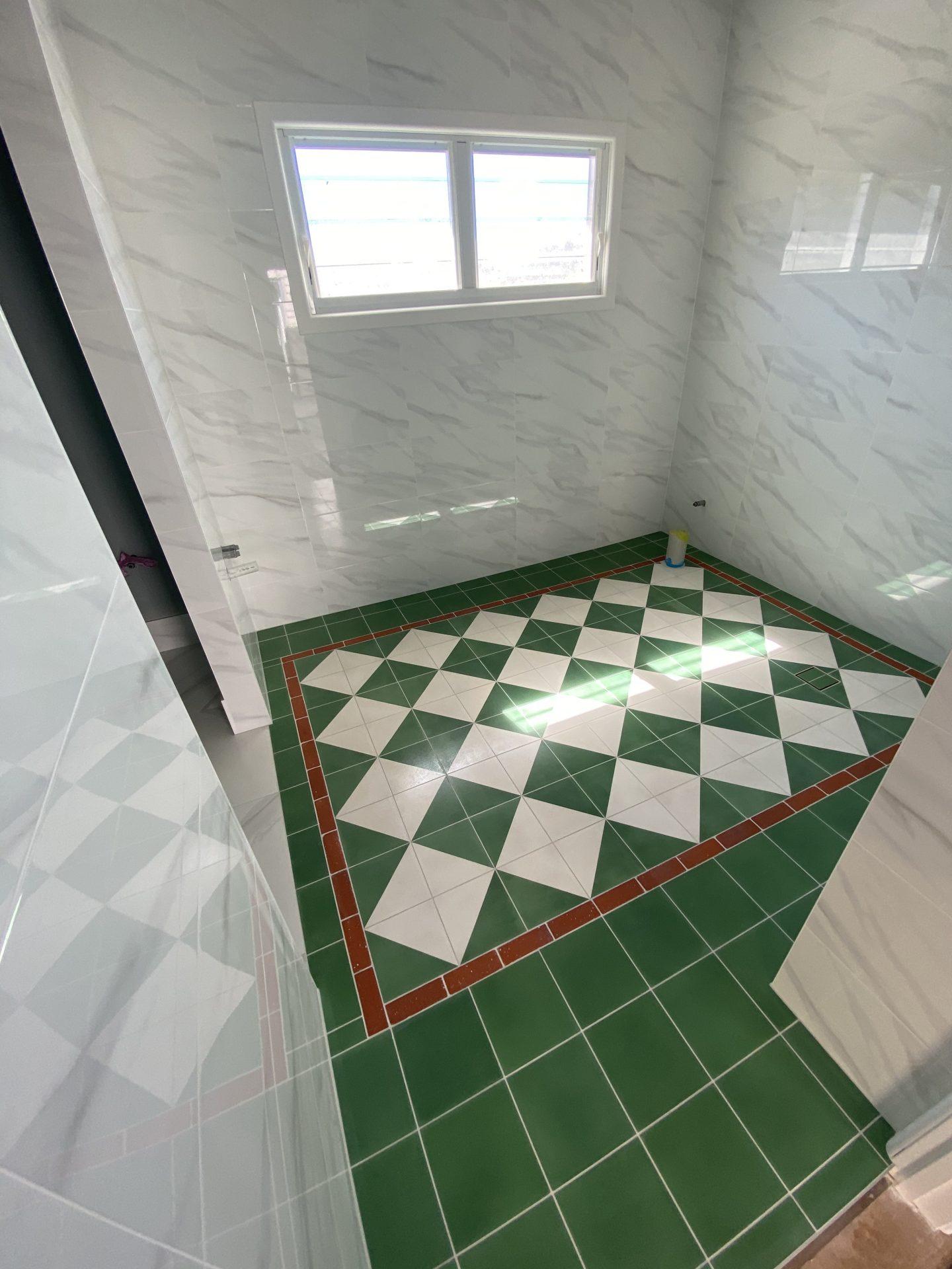 Non-Slip Tiles