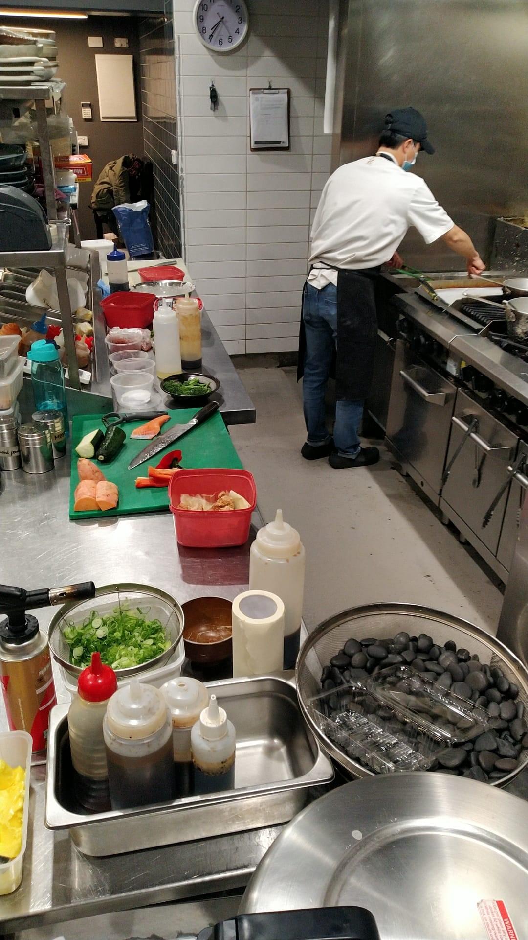 Non-Slip Kitchen
