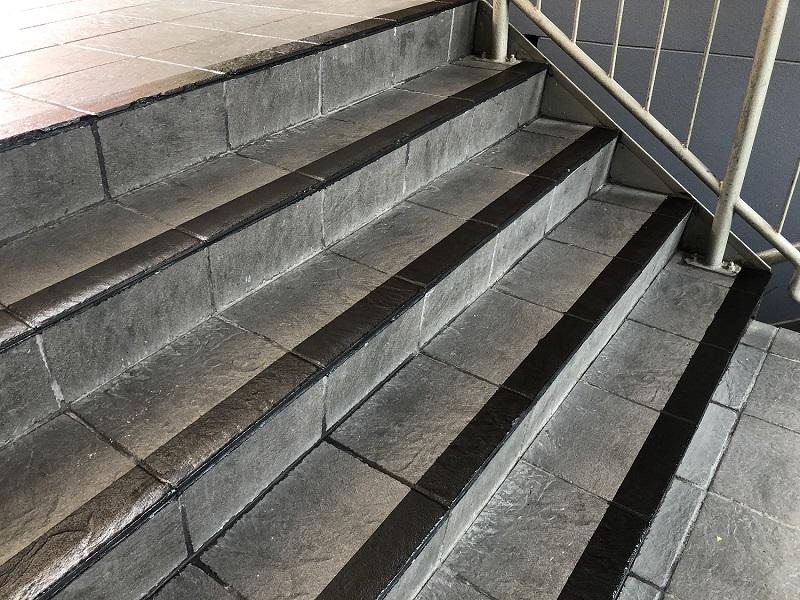 non-slip stair nosing