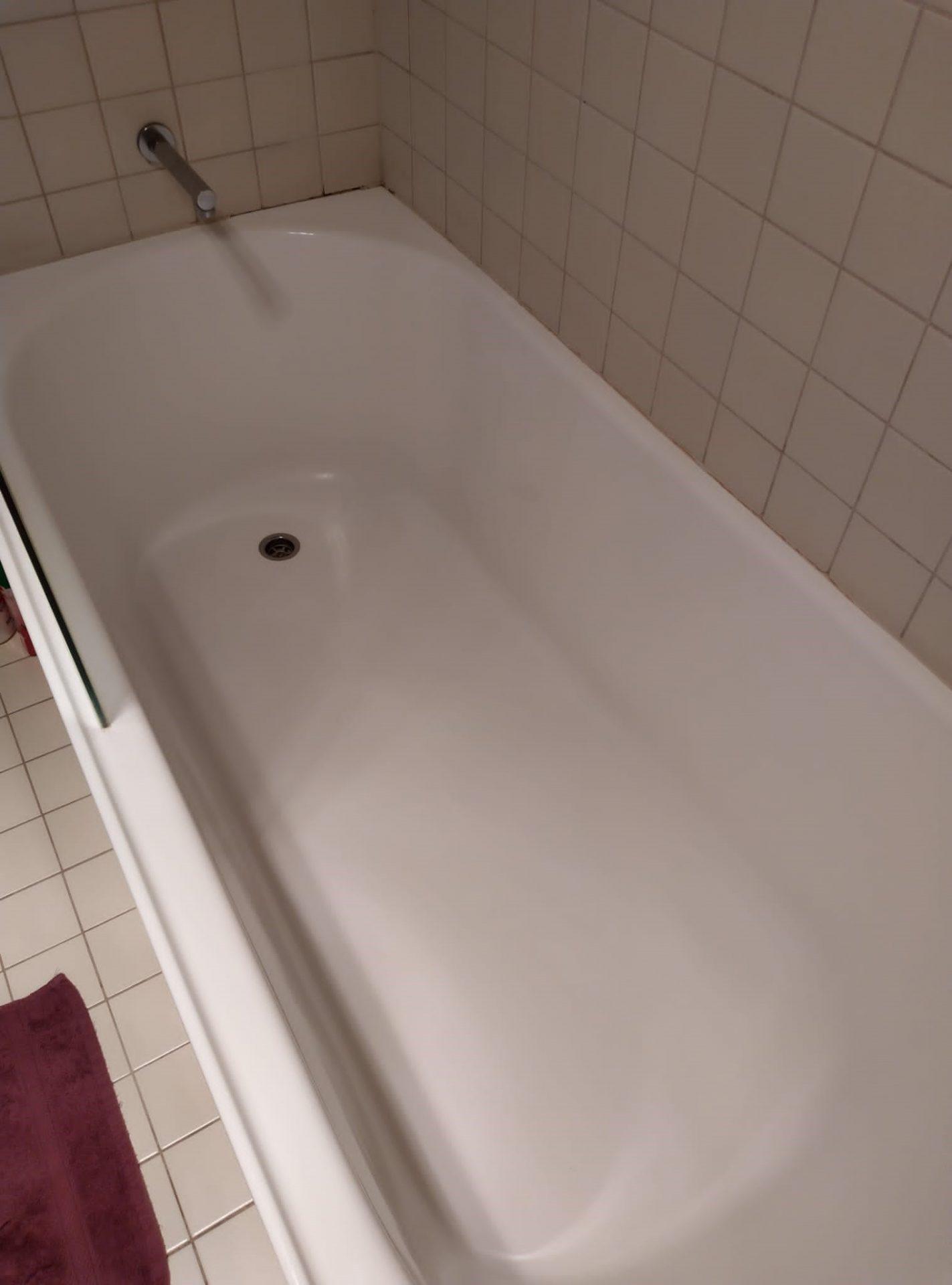non-slip bathtub
