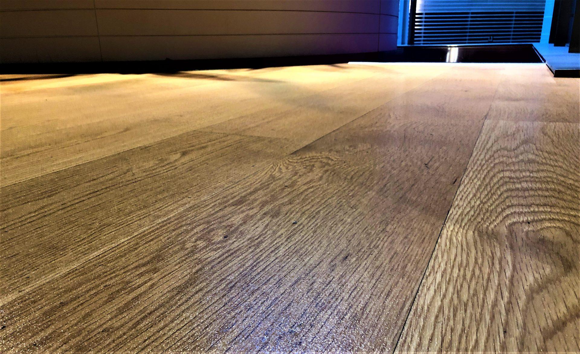 Slip Resistant Timber