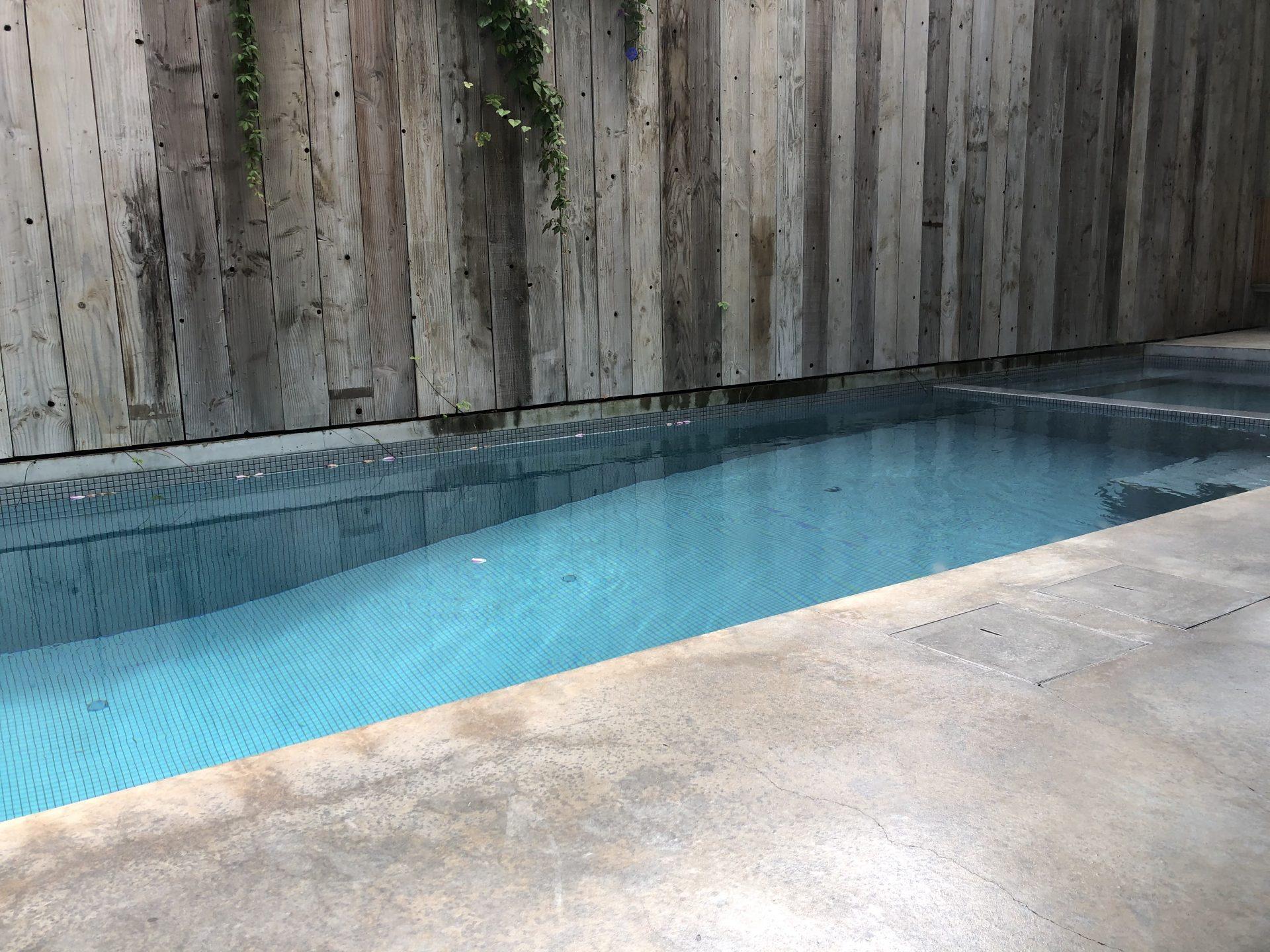 Slip Resistant Concrete
